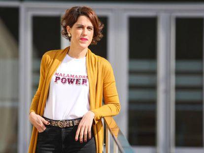 Laura Baena, fundadora del clud de Malasmadres.