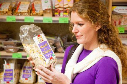 Tienda de productos sin gluten.