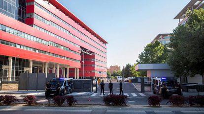 Registro de la sede de iDental en Rivas (Madrid) en septiembre de 2018.