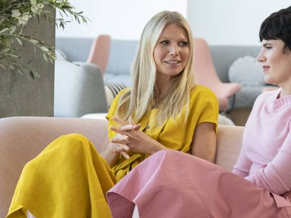 Gwyneth Paltrow en Netflix, un problema de salud pública