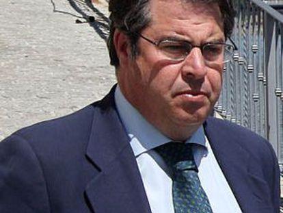 Gregorio Serrano.