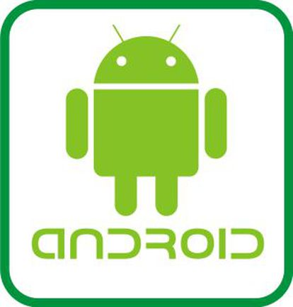Logotipo de Android.