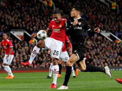 Manchester United - Sevilla.
