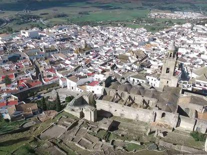 Imagen de la localidad de Medina Sidonia, en Cádiz.
