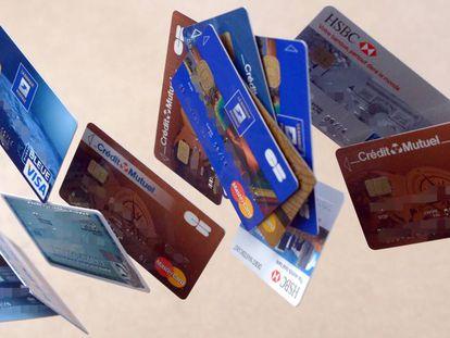 El uso de la tarjeta para las compras subió un 12,6% el año pasado