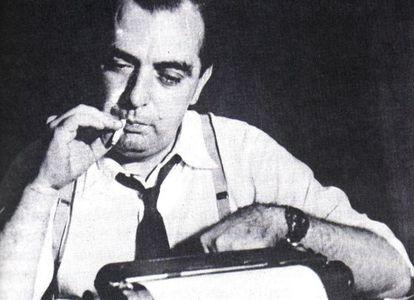 El periodista y escritor Nelson Rodríguez.