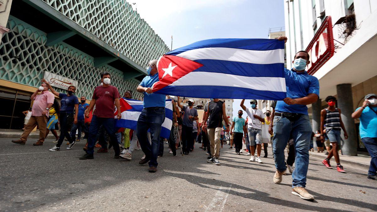 ¿Qué está pasando en Cuba? Las claves para entender las protestas contra el Gobierno