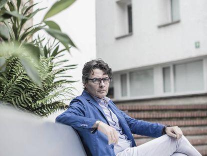 Alejandro Gaviria, en la Universidad de Los Andes.