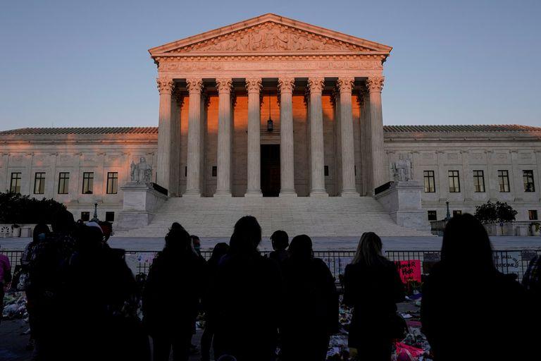 Sede del Tribunal Supremo de EEUU, en Washington.