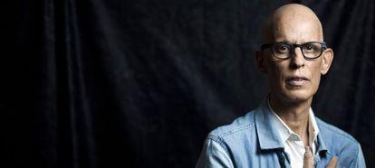 Pedro Zerolo, en septiembre de 2014, en su lucha contra el cáncer de páncreas.