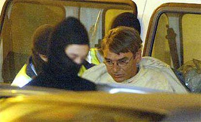 Uno de los detenidos en la Comunidad Valenciana el pasado viernes.