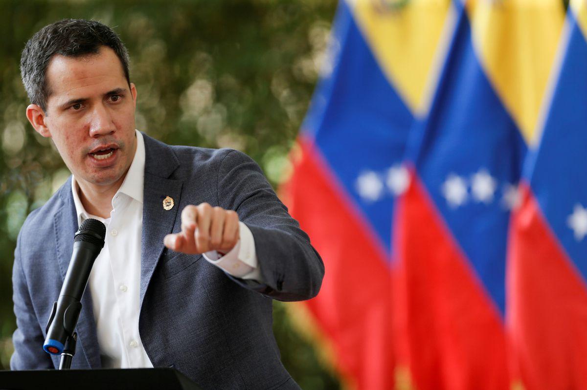 """Guaidó propone un pacto a Maduro para celebrar elecciones justas y """"salvar a Venezuela"""""""