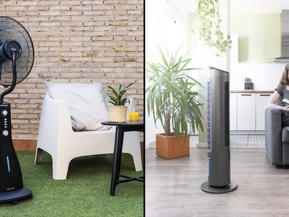 Seleccionamos los mejores ventiladores de cada categoría con descuento en Cecotec.