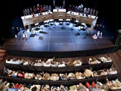 Puertas abiertas en el Teatro Cómico de Títeres la Tía Norica.