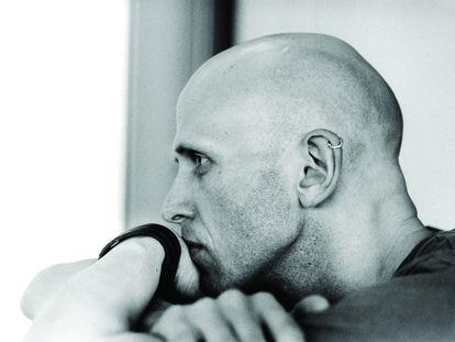 Wayne McGregor, director del sector de la danza de la Bienal de Venecia.