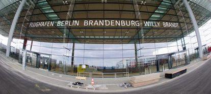 Terminal principal del aeropuerto Willy Brandt, en Schoenefeld, cerca de la capital alemana.