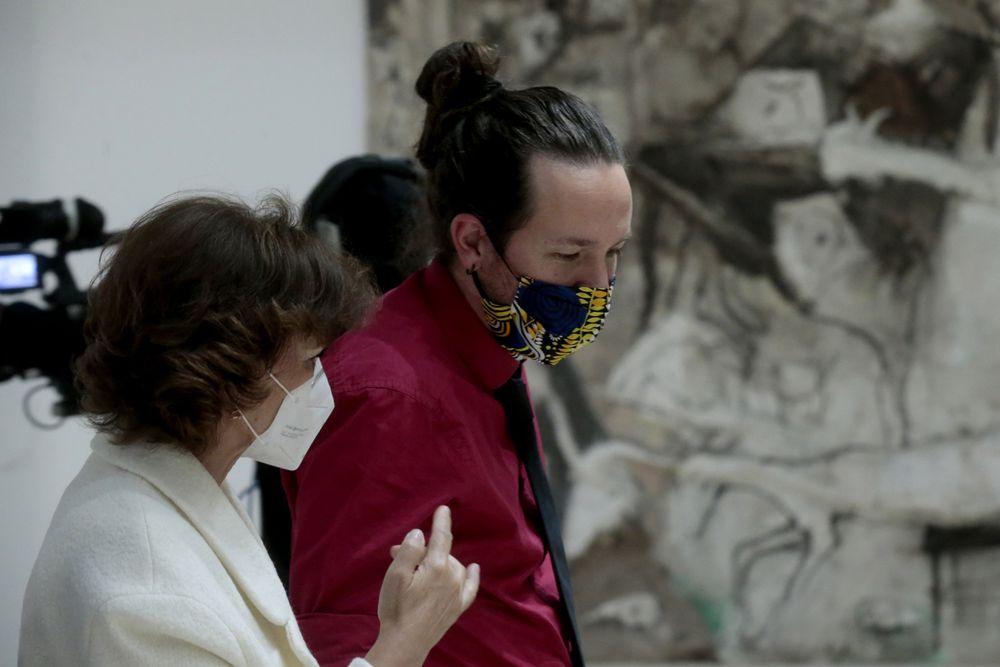 El juez del 'caso Dina' acusa a Pablo Iglesias de inventarse una conspiración para presentarse como víctima | España