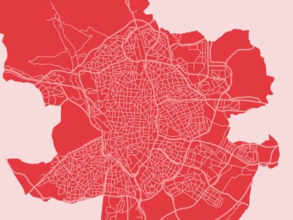 Cinco mapas para descubrir Madrid