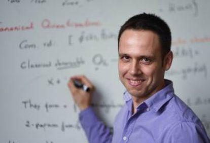 El físico teórico Iván Agulló.