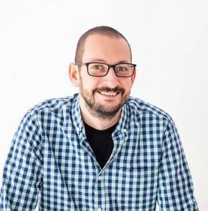 Alberto Soler, psicólogo.