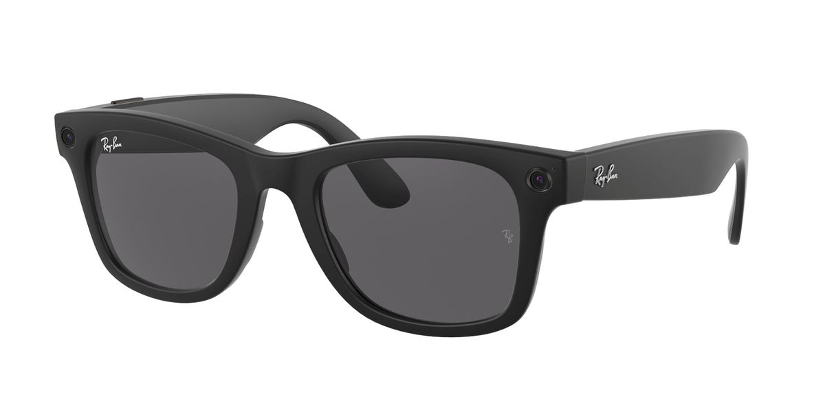 Ray-Ban Stories: Facebooks First Smart Glasses Record