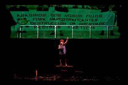 Adaptación teatral del libro de Nacho Carretero.