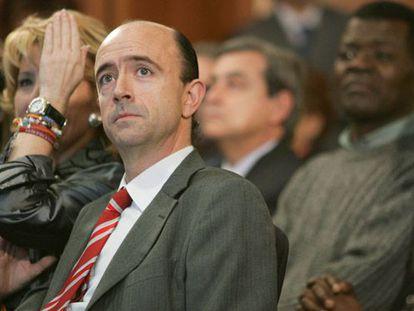 Manuel Lamela en una imagen de archivo.