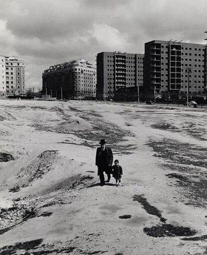 Esta es la primera exposición retrospectiva dedicada a este fotógrafo tras su muerte en 1998.