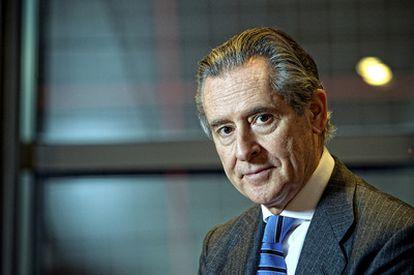 El ex presidente de Caja Madrid, Miguel Blesa.