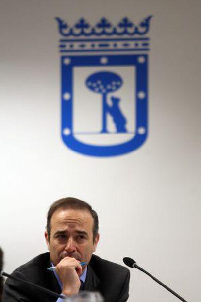 José Rivero, exconsejero delegado de Madridec.