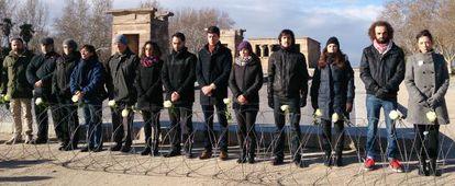 Un acto, este viernes en Madrid, por los fallecidos en El Tarajal.