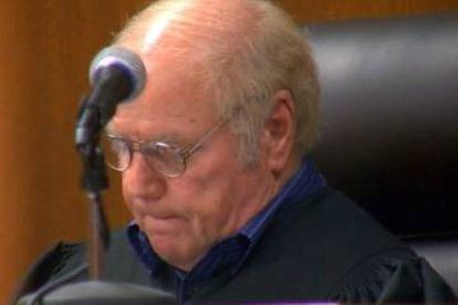 El juez Joseph Boeckmann.