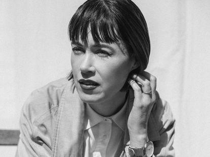 La escritora y poeta Linda Boström.