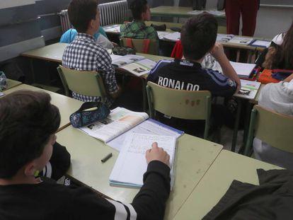 Instituto de educación secundaria Claudio Moyano, en Zamora.