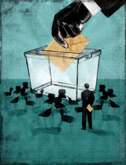 Ilustración de Luis Tinoco.