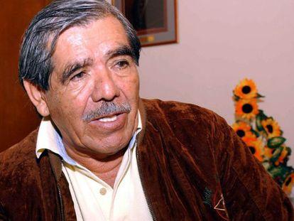 Víctor Carranza, el 'zar' de las esmeraldas.