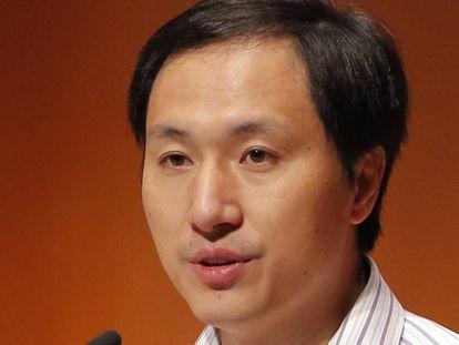 El científico chino He Jiankui, en una imagen tomada el pasado año. En vídeo, crónica del caso.