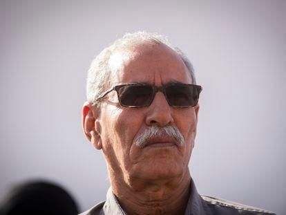 El secretario general del Frente Polisario, Brahim Gali, hospitalizado en Logroño por coronavirus.