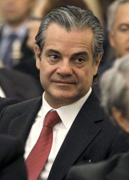 El presidente de Coca Cola España, Marcos de Quinto