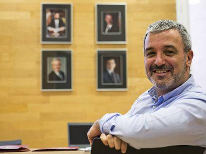 El segon tinent d'alcalde, Jaume Collboni.