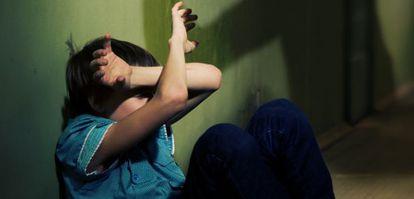 Los hijos comparten los malos tratos con sus madres.