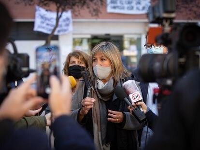 La alcaldesa de L'Hospitalet de Llobregat, Núria Marín en una imagen de archivo.