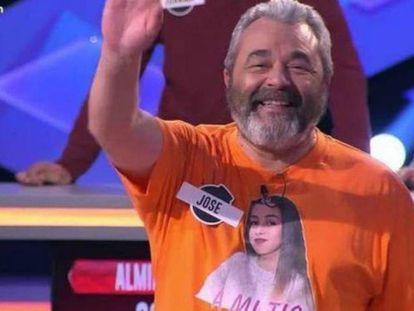 José Pinto en 'Boom'.