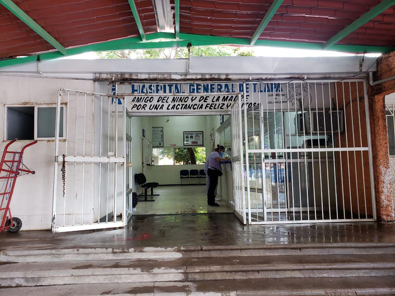 El Hospital General de Tlapa, en Guerrero (México).