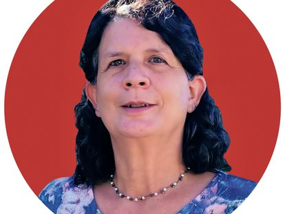 Helena Cortés; autora y traductora BABELIA 16/10/21