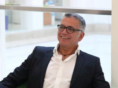 Juan Ramón Lucas presentará 'Código emprende'.