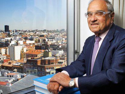 Rodolfo Martín Villa en una foto de 2012.