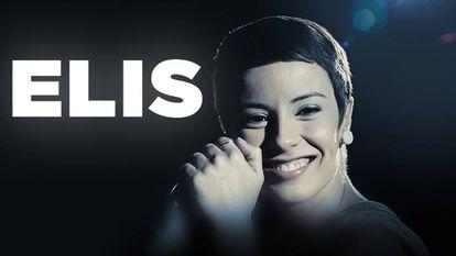Andréia Horta interpreta a Elis Regina.