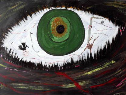 'Sin título', 1995.