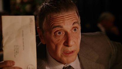 Al Pacino interpreta a Roy Cohn en la serie 'Ángeles en América'.